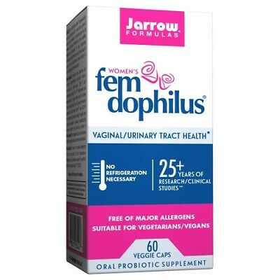 Women's Fem-Dophilus 60 Caps  by Jarrow Formulas