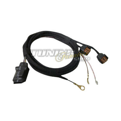 For Vw Touran Cable Loom Fog Light Interface Simulation Electrical System