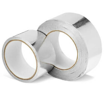 Second Skin Audio High Temp Foil Insulation Tape New Large Roll