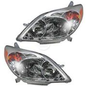 Toyota Matrix Headlights