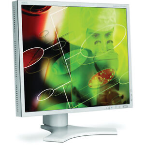 NEC MultiSync LCD2090UXi 20in LCD Monitor (White)