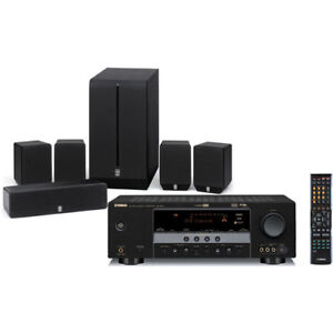 Yamaha 5.1 Home Theater System