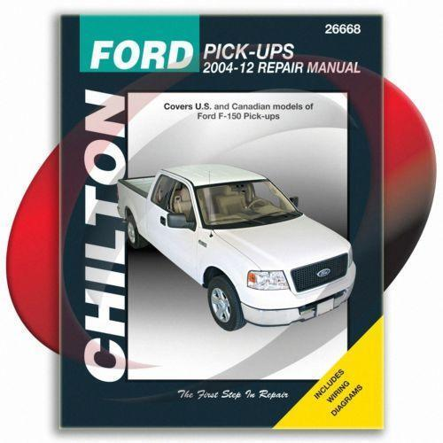 f150 service manual ebay. Black Bedroom Furniture Sets. Home Design Ideas