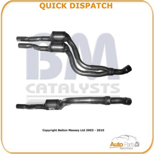 180331H CATALYTIC CONVERTER / CAT (TYPE APPROVED) BMW 3 3.0 1999-2005 670