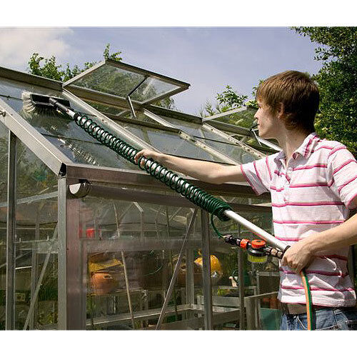 Cleaning Garden houses and conservatories