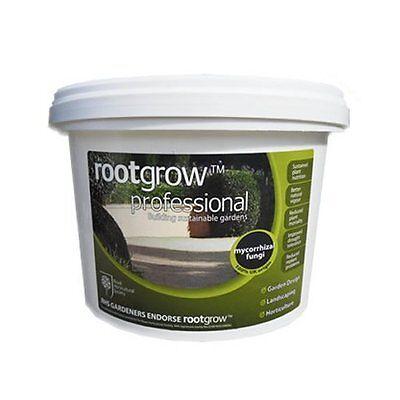 Empathy Rootgrow Professional Mycorrhizal Fungi 5ltr RHS Endorsed Fertiliser-5kg