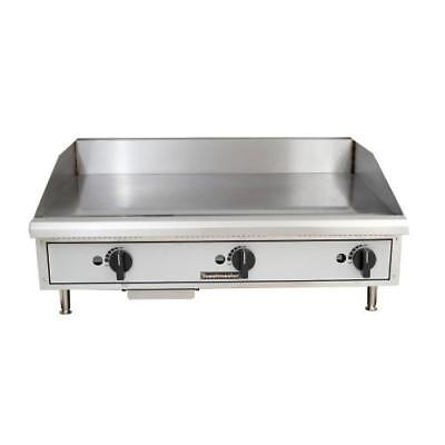 Toastmaster Tmgm36 36 Countertop Gas Griddle - Flat Top Grill