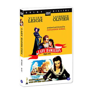 That Hamilton Woman (1941) Vivien Leigh, Laurence Olivier DVD *NEW