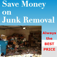 Junk trash removal