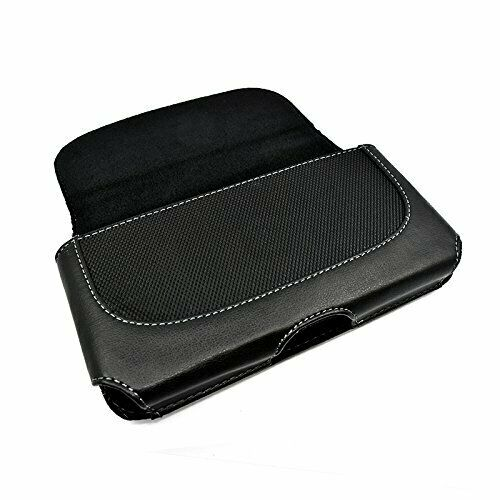 2 Pack XL Size Horizontal Leather Holster Pouch Case For Samsung Galaxy S10e - $13.95