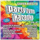 Party Tyme Karaoke CD