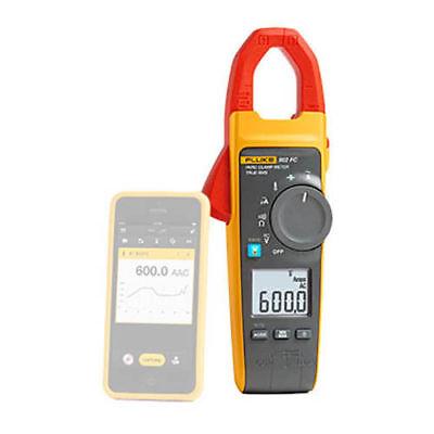 Fluke 902 Fc 600v Acdc Trms Hvac Clamp Meter With Fluke Connect