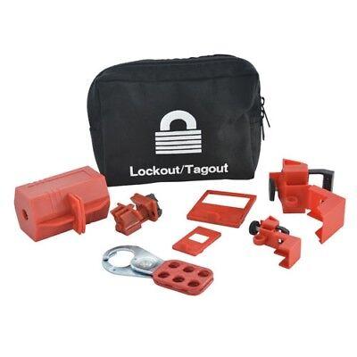 Universal Multi-pole Breaker Lockout Tagout Tool Kit