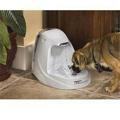 Petsafe Drinkwell Platinum Pet Drinking Water Fountain For Cats and Dogs