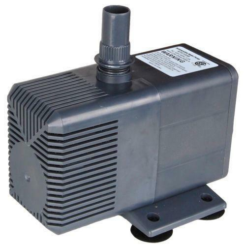 Saltwater aquarium pump ebay for Fish tank water pump