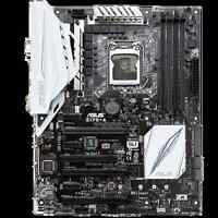 Asus Z170-A with i5-6600k CPU and 16 GB DDR4-2133 RAM