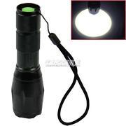8W LED Flashlight