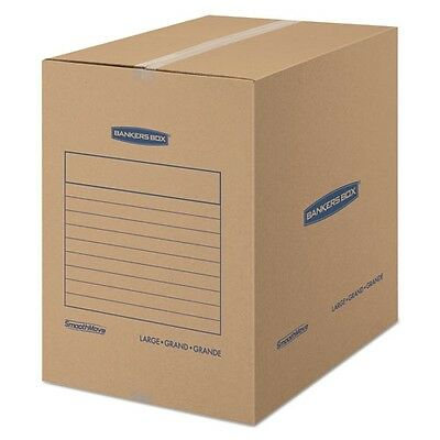 Bankers Box Smoothmove Basic Large Moving Boxes - 7714001