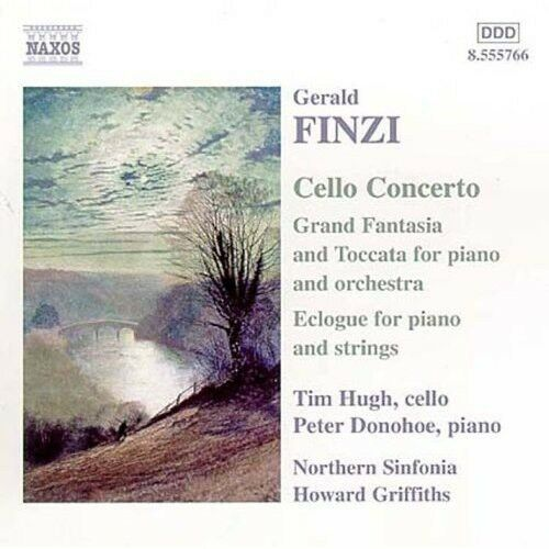 Timothy Hugh - Cello Concerto [New CD]
