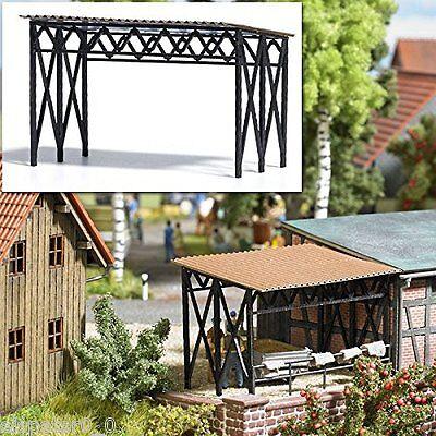 Busch 1546, Petits appareils-abri, H0 Bâtiments Kit De Construction 1:87