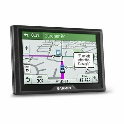 "Garmin Drive 51 LM Auto GPS with 5"" Screen and Lifetime US/CAN Maps 010-01678-06"