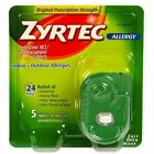 Zyrtec OTC Allergy, Sinus & Asthma Tablets