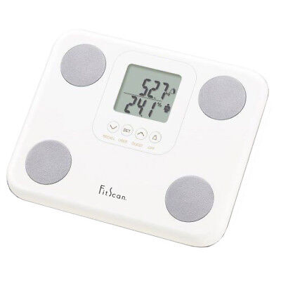 Tanita BC-730W FitScan Full Body Composition Monitor English/SpanishInstructions