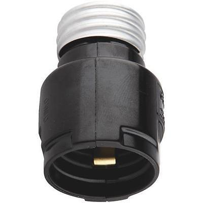 (NEW Leviton 2006 Medium to Medium Base lampholder socket Extension)
