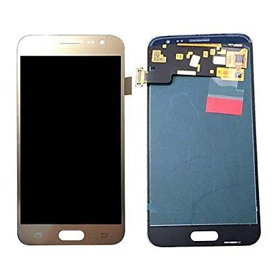 US Gold LCD Manner Screen Digitizer For Samsung Galaxy J3 (2016) Duos J320F J320Y