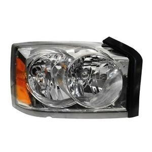 on 95 Dodge Dakota Headlights