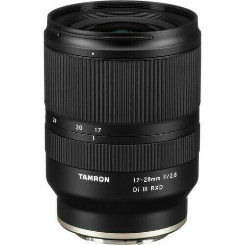 Tamron 17-28mm f/2.8 Di III RXD Wide-Angle Zoom Lens for Sony E (AFA046S-700)