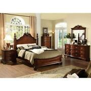 Solid Wood Bedroom Set