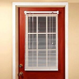 "Brand New Magnetic Mini Blind for Door - 25""x40"""