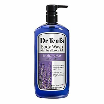 Bestselling Body Wash w/ Lavender Relaxes Body & Soothes the Mind (2 Pack)