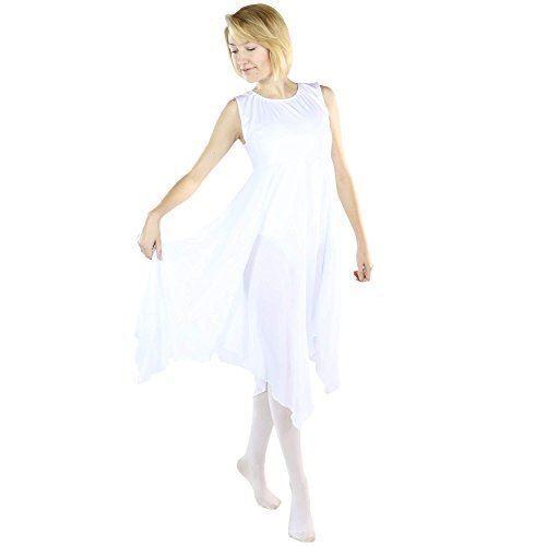 Danzcue Womens Worship Praise Dance Pullover Vest