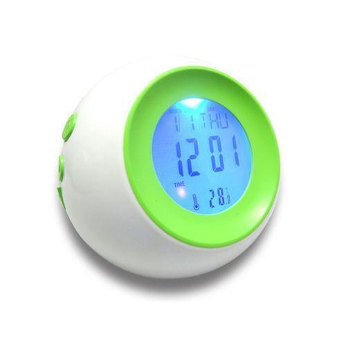 Led Digital Alarm Clock Ebay