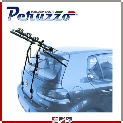 PORTABICI POSTERIORE AUTO 3 BICI PER FORD S - MAX 5 POSTI...