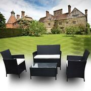 Outdoor Rattan Chairs