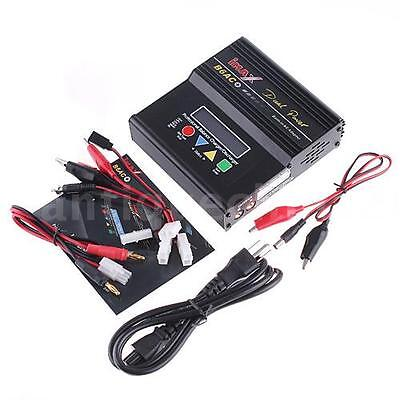 New Imax B6ac  50W Ac Dc Dual Power Balance Charger For Rc Car Airplane Battery