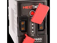 Hedbox BP75D Pro Battery Pack for SONY 5200mAh BPU - New & boxed