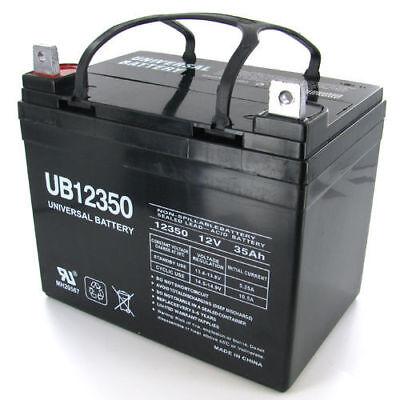 Universal UB12350 12V 35Ah (U1) Wheel Chair Battery VRLA (NB)