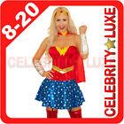Unbranded Women's Regular Size Wonder Woman Costumes