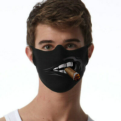 Cigar FACE MASK Cover Your Face Masks