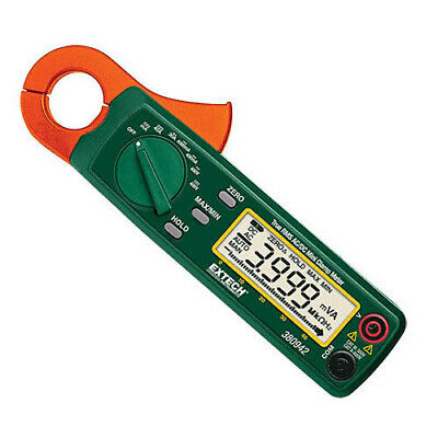 Extech 380942 Clamp Meter Dmm Mini 30a Acdc True Rms