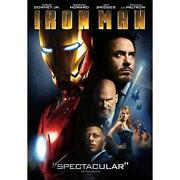 Iron Man DVD 2008