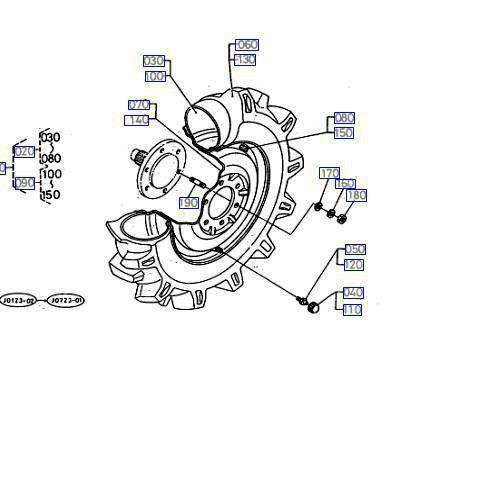 Kubota Wheels Tractor Parts – L2550 Kubota Engine Diagram