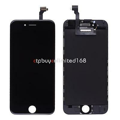 OEM LCD Display Touch Screen Digitizer Frame Assembly For iPhone 6 4.7'' Black