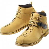 ICON SUPERDUTY BOOTS/BOTTE DE MOTO ICON SUPERDUTY