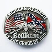 Confederate Belt Buckle