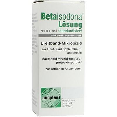 BETAISODONA Lösung 100 ml PZN 9196683